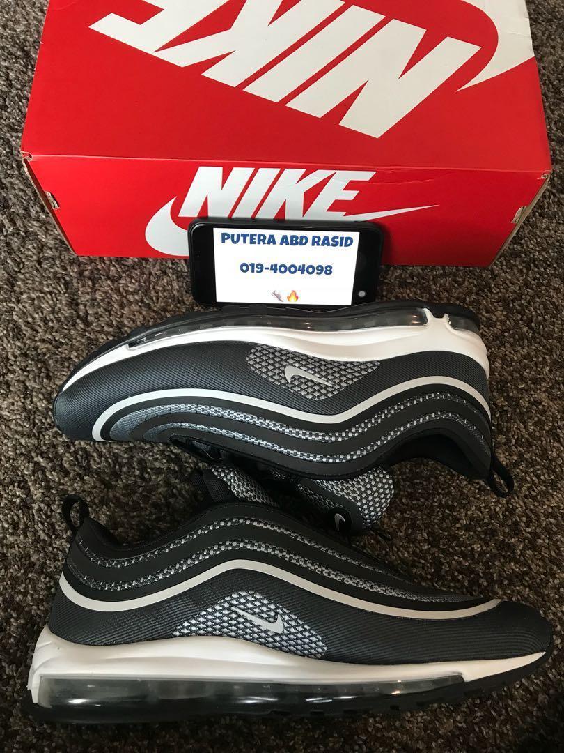 Nike Air Max 97 Ultra in Black for Men Lyst