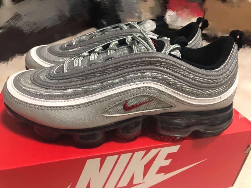 dc6fcc4b35 Nike Air Max 97 vapormax, Men's Fashion, Footwear, Sneakers on Carousell