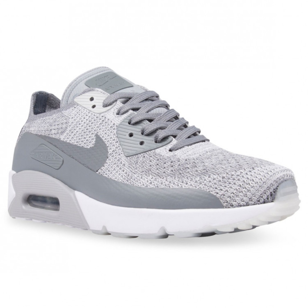 the best attitude 1bbf3 a56af NIKE SPORTSWEAR AIR MAX 90 ULTRA 2.0 FLYKNIT FOR SALE (GREY)