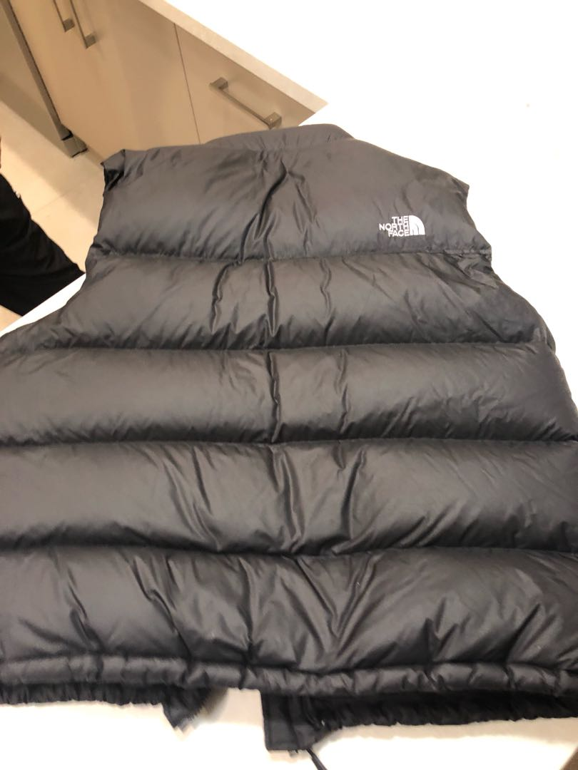 North Face Nuptse vest