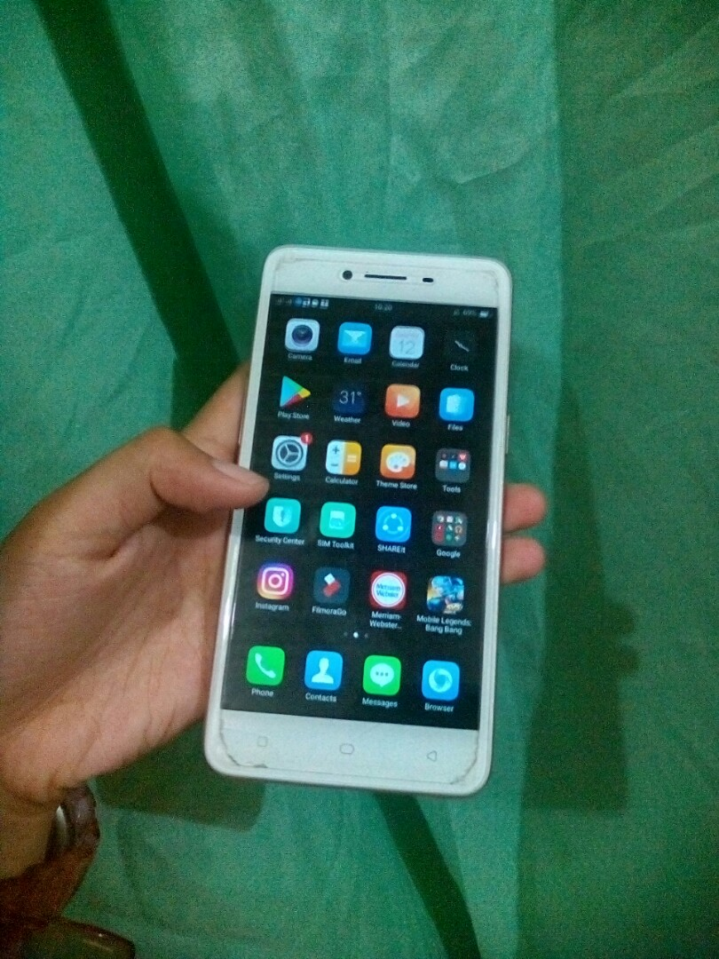 Oppo A37 For Sale Electronics Mobile Phones On Carousell New 4g 5 Inch Ram 2gb Rom 16gb Photo