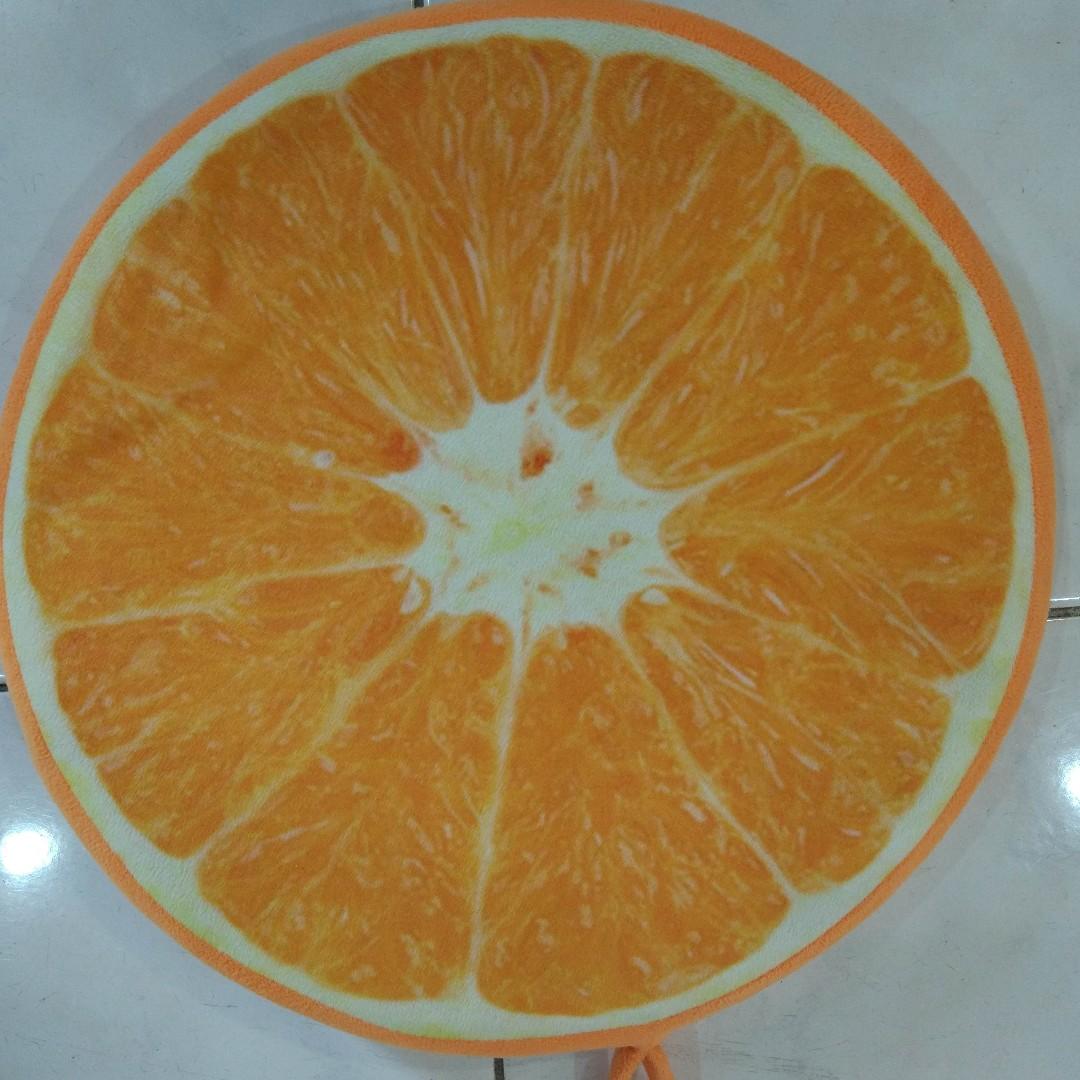 Orange Pillow [Almost new]