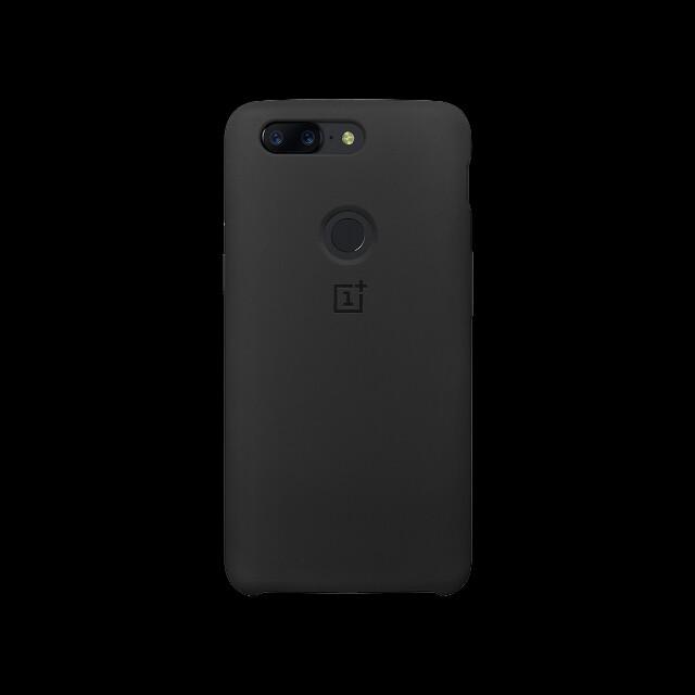 online retailer 4a7b9 327e7 Original OnePlus 5T Silicone Protective Cover