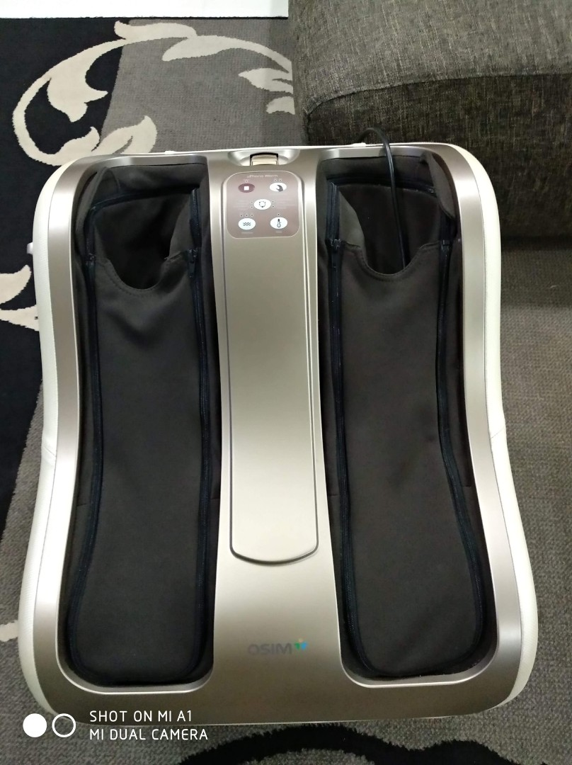 Osim Uphoria leg and foot massager
