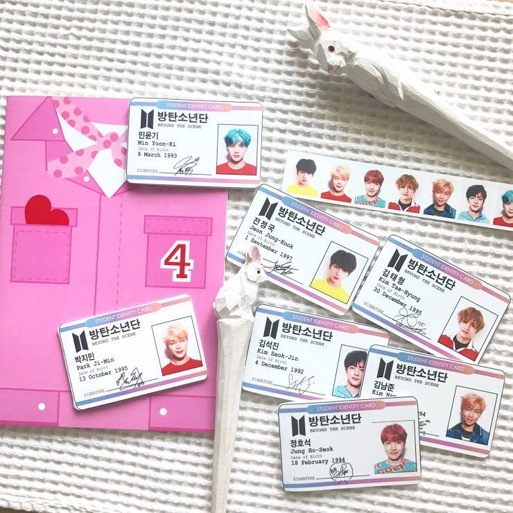 QUICK PO] BTS FESTA HOME PARTY Notebook, Entertainment, K