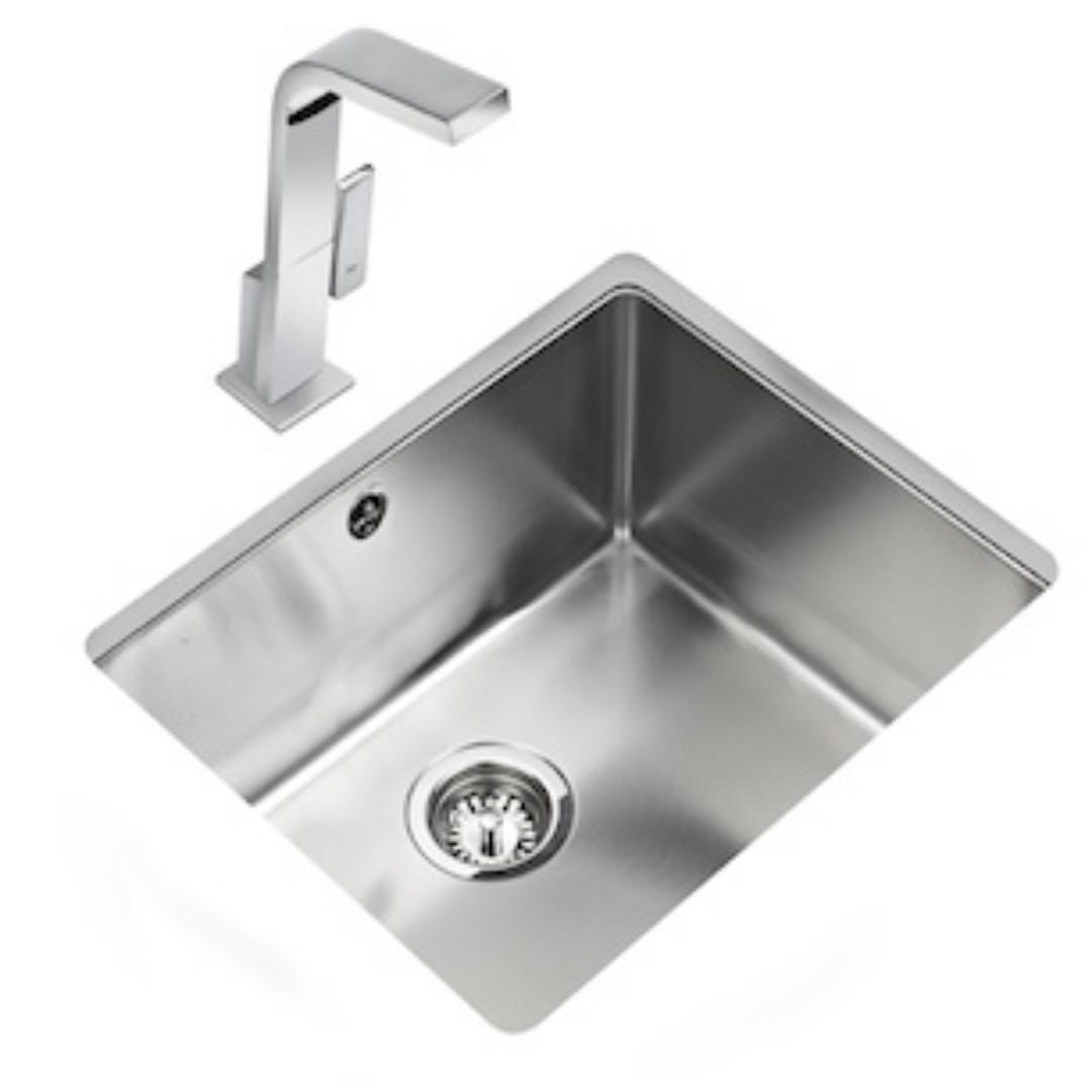 Teka Sink BE LINEA 50 40 R15, Home Appliances on Carousell