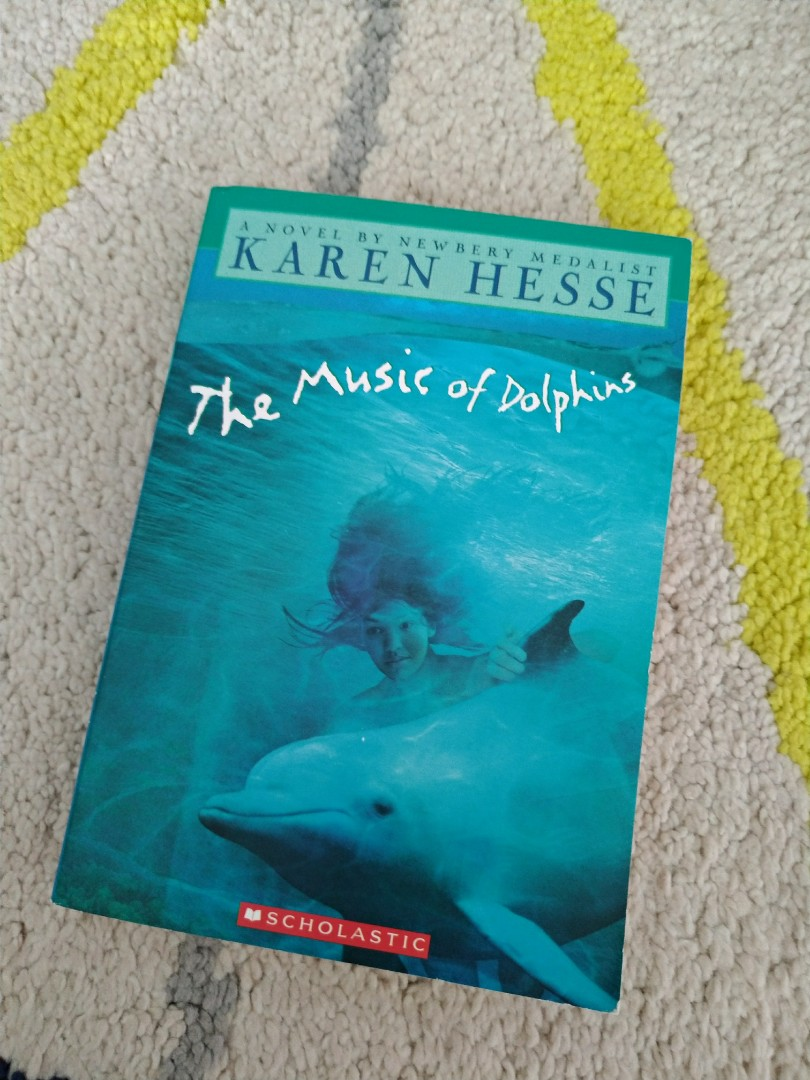 the music of dolphins Her mind and spirit shaped by the dolphins who raised her, a feral child views herself and her human captors from a decidedly unusual angle in this poignant story from the author of a time of angels (1995.