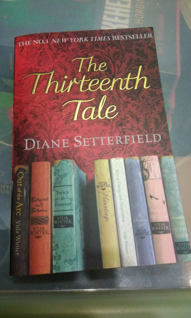 diane setterfield the thirteenth tale epub download