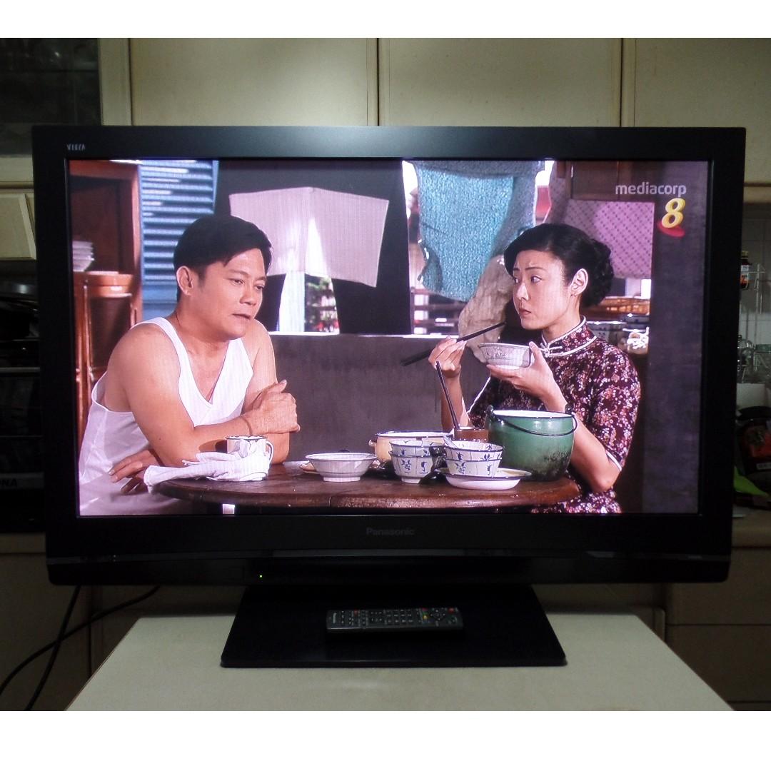 824113513 Used nice working Panasonic 42inch Plasma TV. 2 HDMI