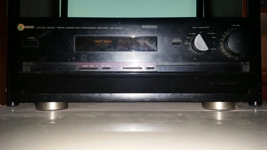 Yamaha Amp ( for spare parts/repair)