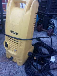 Karcher High Pressure Car Washer