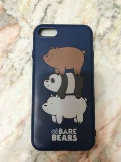 🚚 熊熊遇見你 I7手機殼