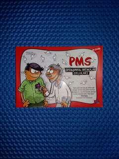 PMS (Penyakit Menular Seluler) - Isul - Dari Mizan