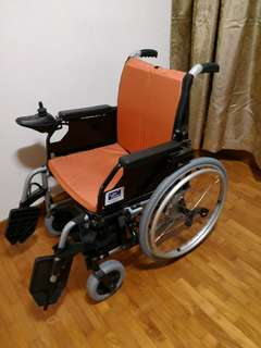 Rocket Motorised Wheelchair