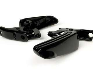 Vespa Black Footrest GTS300