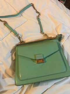 Sling bag ck lime
