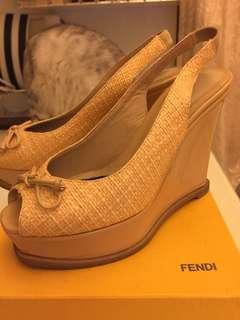 Fendi platform shoes
