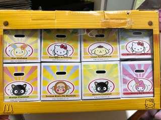 M記盒裝Sanrio公仔