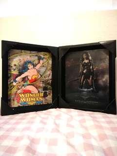 HTF/RARE Wonder Woman Lenticular Collectible