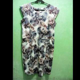 silk cotton dress for teens (large)