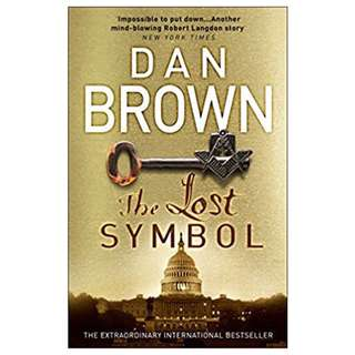 The Lost Symbol (Robert Langdon #3) by Dan Brown