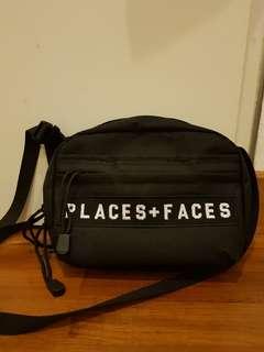 Places Faces sling bag