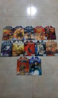 Countdown to Final Crisis Part 3 (DC Comics 12 Issues; #25 to 14)