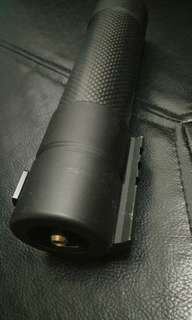 mp9 gbb power up silencer