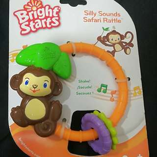 Bright Star Baby Toy