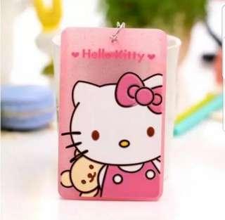 In Stock Hello Kitty Lanyard Card Holder