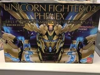 Daban 1/60 Scale PG Unicorn Gundam 03 Phenix