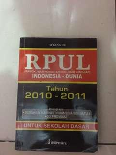 Buku RPUL #SSUPATMAl18