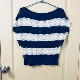 🚚 藍白外罩衫 百搭係 衣櫃出清 單件一百 三件二百五 買多可議