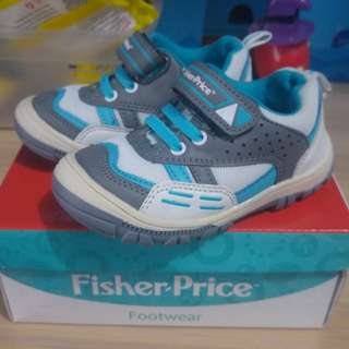 Shoes(fisherprice)size 7
