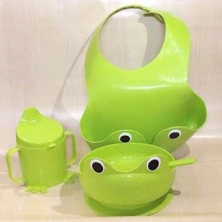 Baby feeding kit