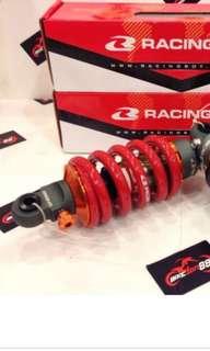 RCB rear absorber for spark LC135