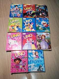 [BNIB] Cartoon Uno Playing Card