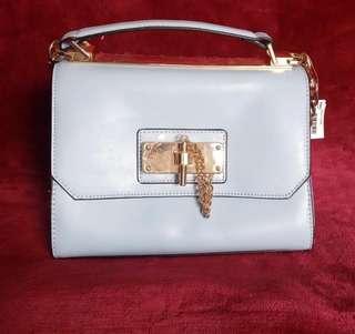 Authentic Aldo Blue Kairede satchel bag
