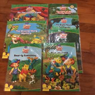 Brand new Disney books - bundle of 7
