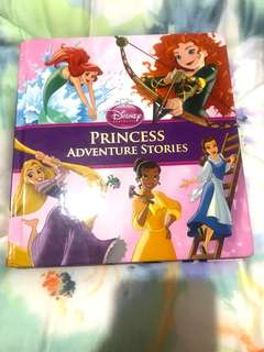 Princess stories - disney