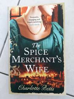 (ENG) The Spice Merchant's Wife - Charlotte Betts