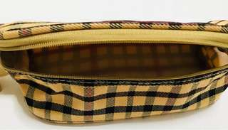 BN checker stationery pouch/ pencil case