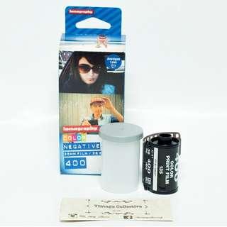 Lomography Color Negative 400 35mm Film (36 shots)