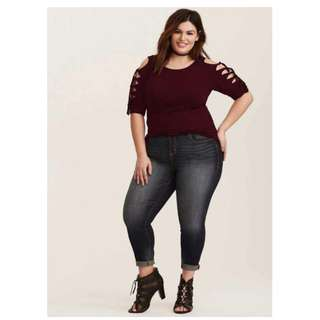Fashion Plus Size Tops 03 - COD