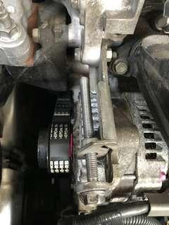 Replace belt