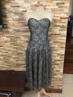 Imported Cocktail Gown