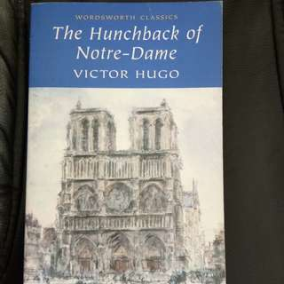 The huncback of Notre Dame