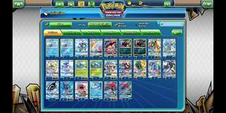 Pokemon TCGO Staple Singles
