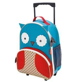 Skip hop zoo luggage bag