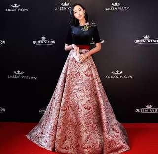 New Fashion Banquet Evening Dress